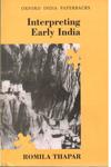 Interpreting Early India