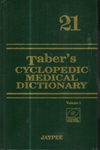 Tabers Cyclopedic Medical Dictionary In 2 Vols