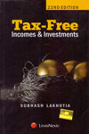 Tax Free Incomes and Investments