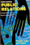 Public Relations Principles Cases and Problems