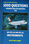 1000 Questions Answers And Explanations For JAR ATPL (A) and CPL (A) Instruments