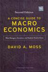 A Concise Guide To Macro Economics