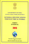 Central Public Works Department General Specifications For Electrical Works Part I Internal