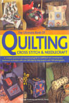 The Ultimate Book Of Quilting Cross Stitich and Needlecraft