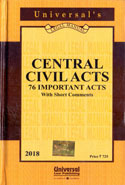 Central Civil Acts 76 Important Acts With Short Comments