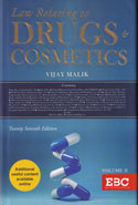 Law Relating to Drugs and Cosmetics