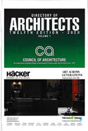 Directory of Architects In 2 Vols