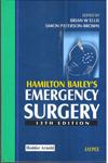 Hamilton Baileys Emergency Surgery