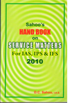 Hand Book on Service Matters For IAS IPS and IFS 2010