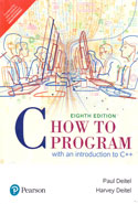 C How to Program With an Introduction to C Plus Plus