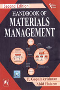 Handbook of Materials Management