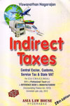 Indirect Taxes Central Excise Customs Service Tax and State VAT