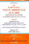 The Karnataka Value Added Tax Act 2003