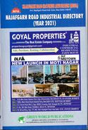 Najafgarh Road Industrial Directory 2016-17