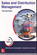 Sales and Distribution Management Text and Cases