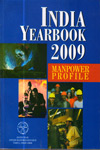 India Yearbook 2009 Manpower Profile