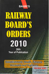Railway Boards Orders 2010