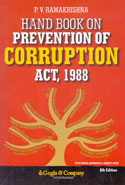 Hand Book on Prevention of Corruption Act 1988