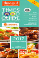 Times Food Guide With Two Complementry Books
