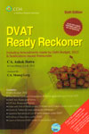 DVAT Ready Recknoner Including Amendments Made by Delhi Budget 2013 and Notification Issued Thereunder
