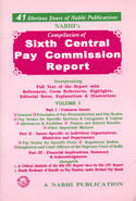 Compilation of Sixth Central Pay Commission Report In 2 Vols