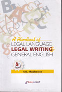 A Handbook of Legal Language Legal Writing and General English