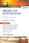Delhi VAT Ready Reckoner Comprising Delhi VAT and Central Sales Tax In 2 Vols