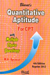 Quantitative Aptitude for CPT (Mathematics & Statistics with (Multiple Choice Questions) with Multiple Choice Question