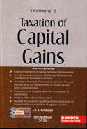 Taxation of Capital Gains Finance Act 2018