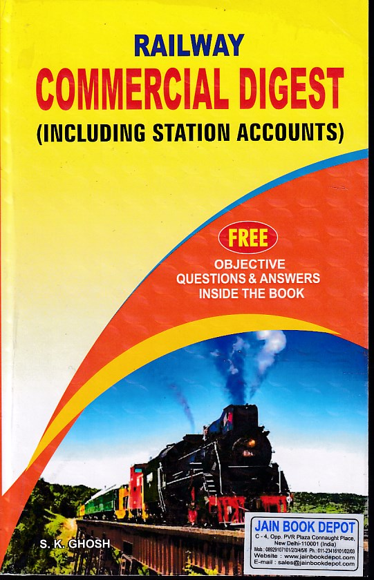 Railway Commercial Digest Including Station Accounts