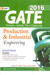GATE 2016 Production and Industrial Engineering