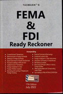 FEMA and FDI Ready Reckoner