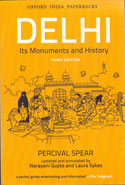 Delhi Its Monuments and History
