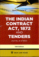 The Indian Contract Act 1872 and Tenders