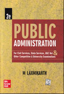 Public Administration for State Civil Services and Other Competitive Examinations