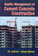 Quality Management of Cement Concrete Construction