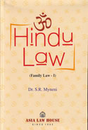 Hindu Law Family Law I