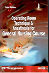Operating Room Technique and Anaesthesia for General Nursing Course
