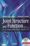 Joint Structure and Function a Comprehensive Analysis With Free CD