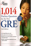 1014 Practice Questions for the New GRE