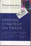 Keeping Strategy On Track