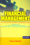 Financial Management For CA Final CS Final CWA MBA and Other Professional Courses