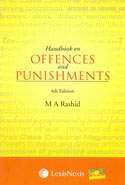 Handbook on Offences and Punishments