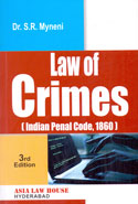 Law of Crimes Indian Penal Code 1860