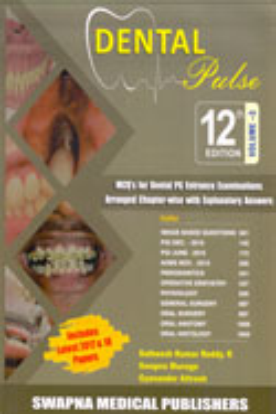 Dental Pulse In 3 Volumes