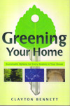 Greening Your Home