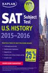 SAT Subject Test US History 2015-2016