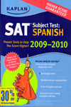 SAT Subject Test Spanish 2011-12