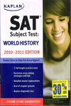 SAT Subject Test World History 2013-2014