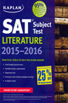 SAT Subject Test Literature 2015-16
